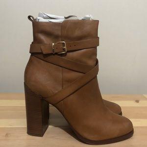 #ALDO Elaska Cognac Boot Size 11 **NEW**